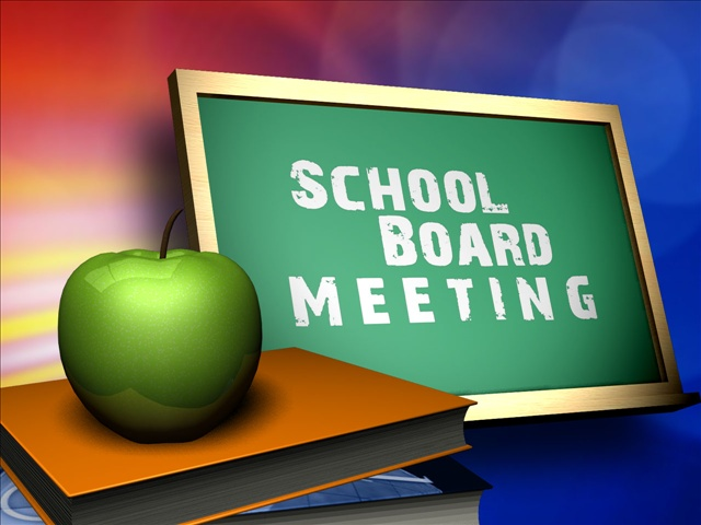 Special Board Meeting - Monday 10th, 2020